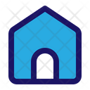 Home Homepage Interface Icon