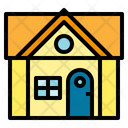 Apartment Building Home Icon