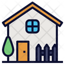 Home Garden House Icon