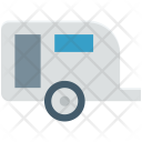 Home Trolley Movable Icon
