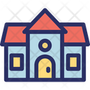 Barn Farm Farmhouse Icon