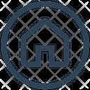 Ui Ux House Icon