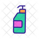 Disinfectant Home Agent Icon