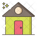 Mhome Home House Icon