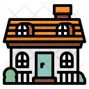 Home House Construction Icon