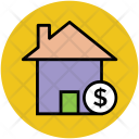 Home Bank Trading Icon
