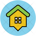 Home House Cottage Icon