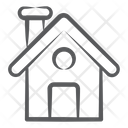 House Home Homestead Icon