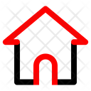 Home Living House Icon