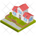 Building Home Cottage Icon