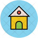 Home House Shack Icon