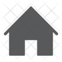 Home House Sign Icon