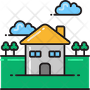 Home House Household Icon