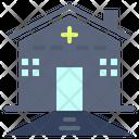 Home Habitation Accommodation Icon