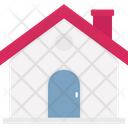 Building Cottage Home Icon