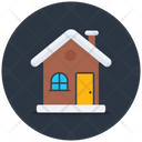 Home House Accommodation Icon
