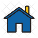 Architecture Building Home Icon