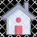 Artboard Home House Icon