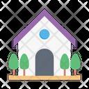 Home Park Tree Icon