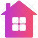 Building House Window Icon