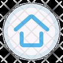 Home Start Button Icon