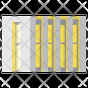 Home Line Box Icon