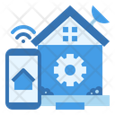 Home Automation Setting Icon