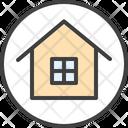 Home Homebody Isolation Icon