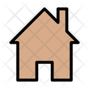 Home Shelter Cottage Icon
