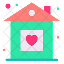 Home House Sweet Home Icon