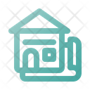 Home House Architecture Icon