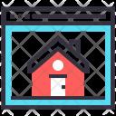 Home Homepage Window Icon