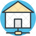 Home Network Networking Icon