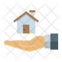 Home Hand Buy Icon
