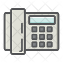 Home Phone Office Icon