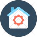 Home Settings Cogwheel Icon