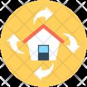 Home Construction Renovation Icon