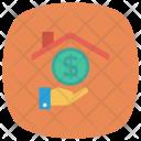 Home Building Money Icon