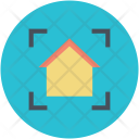 Home Target House Icon