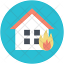 Home Fire Safety Icon