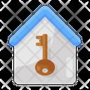 Home Key House Key Home Access Icon