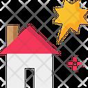 Home Advertisement Icon