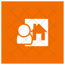 Home Agent House Icon