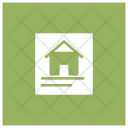 Home Agreement Living Icon