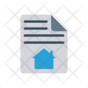 Home Agreement File Icon
