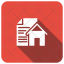 Home agreement Icon