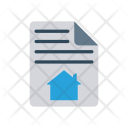 Agreement Home File Icon