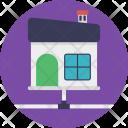 Home Area Network Icon