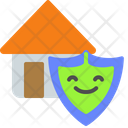 Home assurance Icon