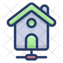 Home Automation Smart House Smart Home Icon